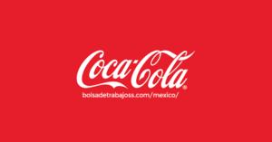 Trabajos en Coca Cola México