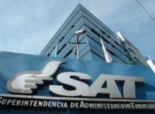 SAT EMPLEOS, Superintendencia de Administración Tributaria EMPLEOS