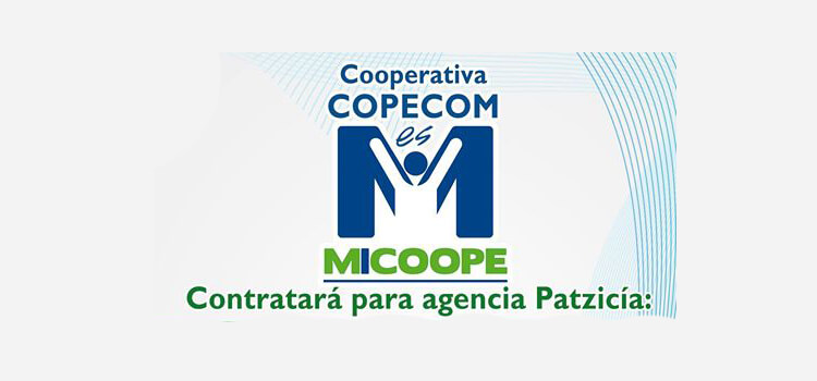 COPECOM Contratará personal