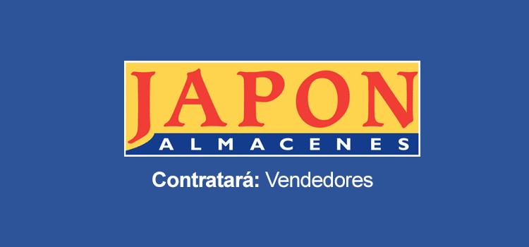 Almacenes Japón Empleos