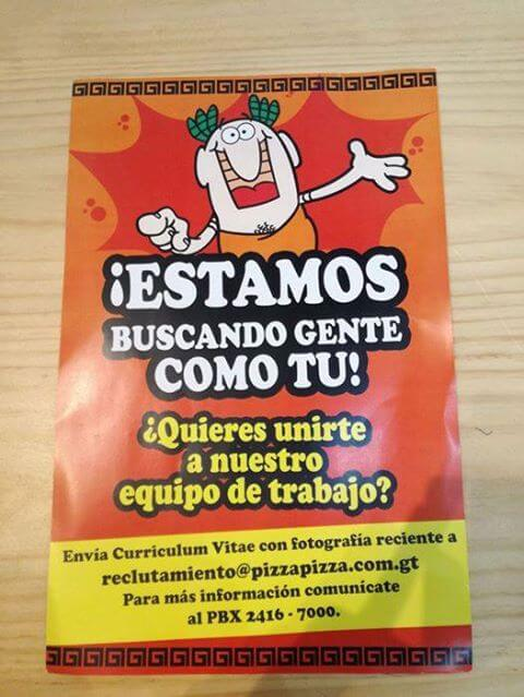 Little Caesars Empleos