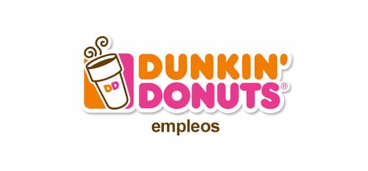 Dunkin Donuts: Empleos y trabajos en Guatemala