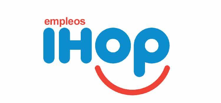 Ihop Empleos