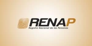 Renap Empleos, Registro Nacional de las Personas RENAP
