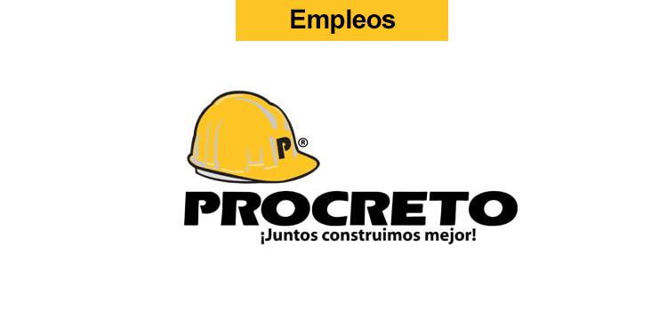 Grupo Procreto de Guatemala Empleos
