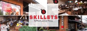 Restaurantes SKILLETS de Guatemala EMPLEOS