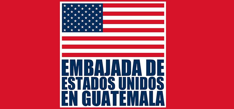 Oportunidad de trabajo en la Embajada de los Estados Unidos