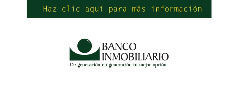 BANCO INMOBILIARIO EMPLEOS