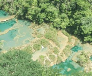 SEMUC CHAMPEY EN COBÁN GUATEMALA