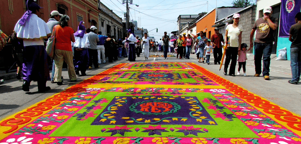 Semana Santa en Guatemala