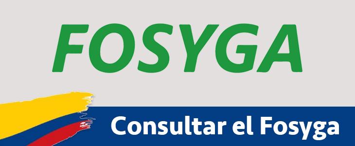 CONSULTAR FOSYGA