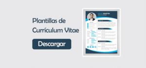 Plantillas de Currículum Vitae