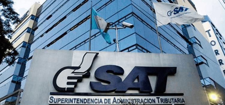 SAT - Superintendencia de Administración Tributaria