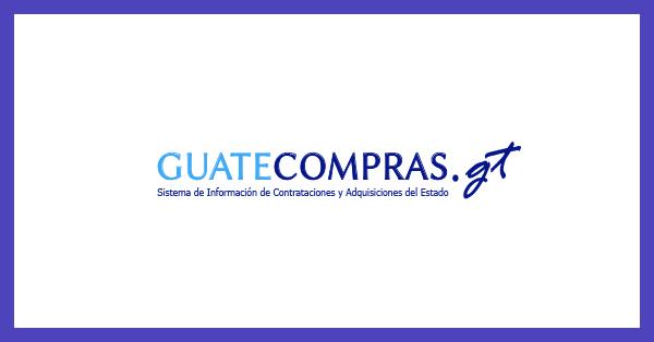 Guatecompras - Sistema de Contrataciones y Adquisiciones del Estado de Guatemala