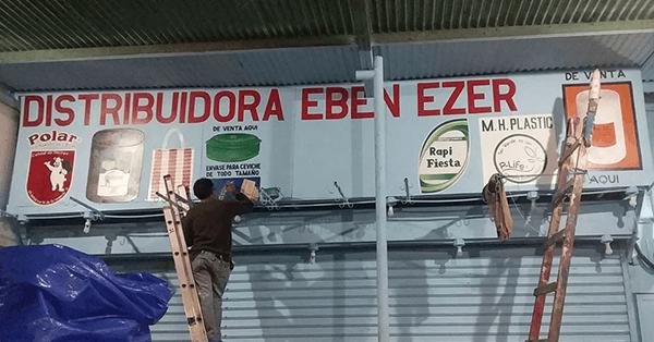 Pintores en Guatemala